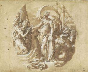 Alberto Mei Rossi Mostra Vasari Parmigianino